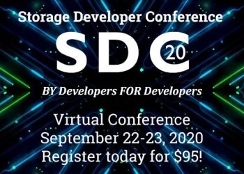 Storage Developer Conference 2020